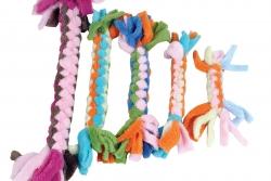 Stab mit Knoten - Spielzeug für Hunde